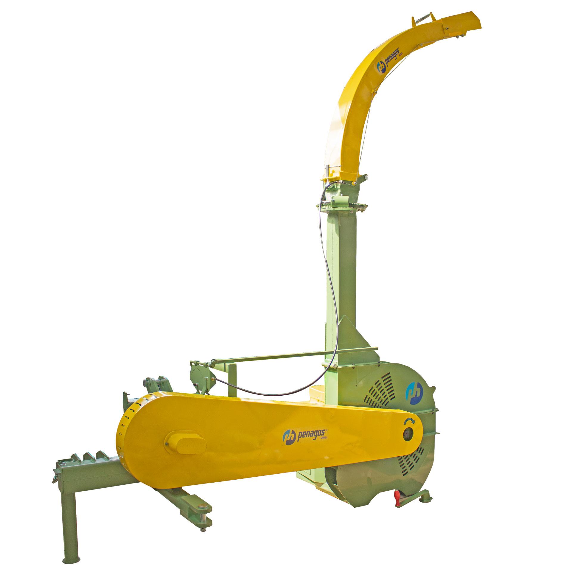 Cosechadora de forrajes cf 20 maquina agricola penagos 3