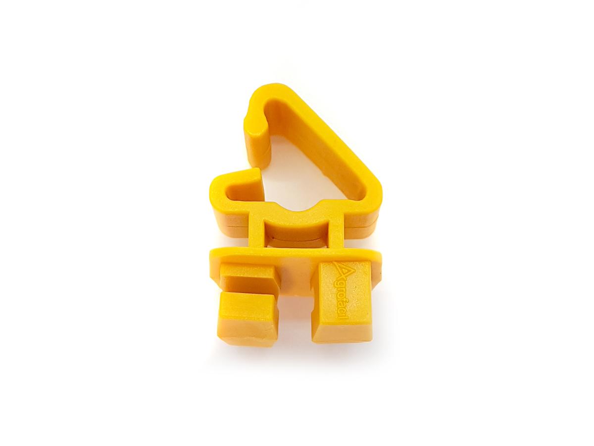 Aislador-Poste-De-Acero-Amarillo-Paquete-X-50-Herramientas-Y-Equipos