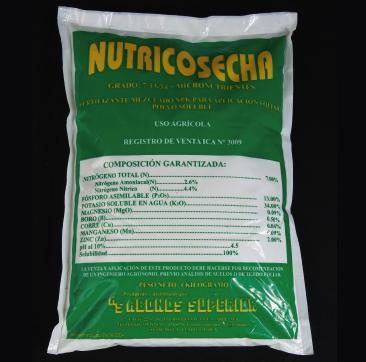 Nutricosecha