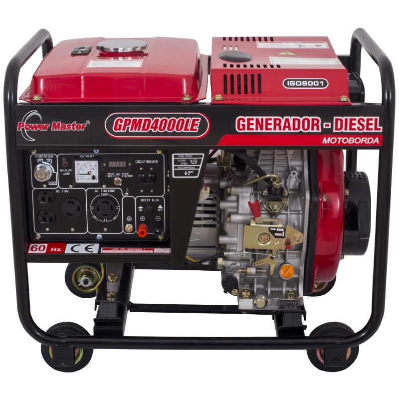 Generador-Eléctrico-Diesel-Power-Master-3,0-KW-Herramientas-Y-Equipos