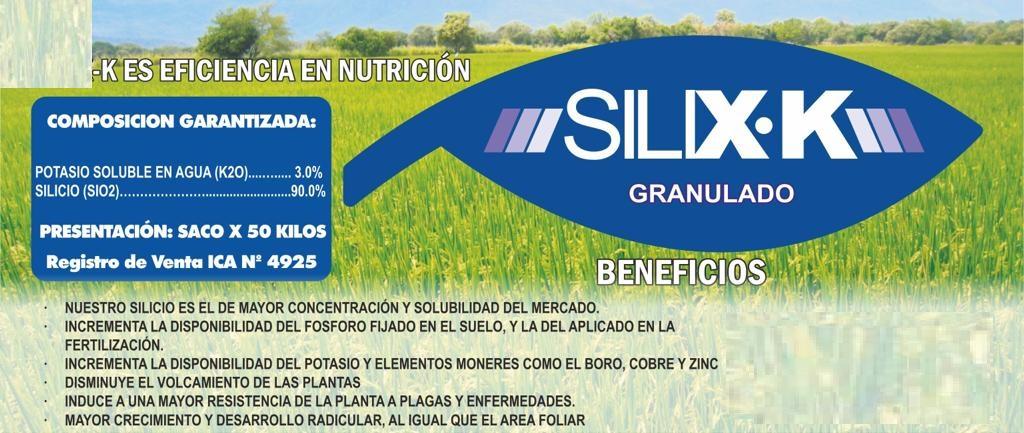 SILICIO-SILIX-K-Fertilizantes
