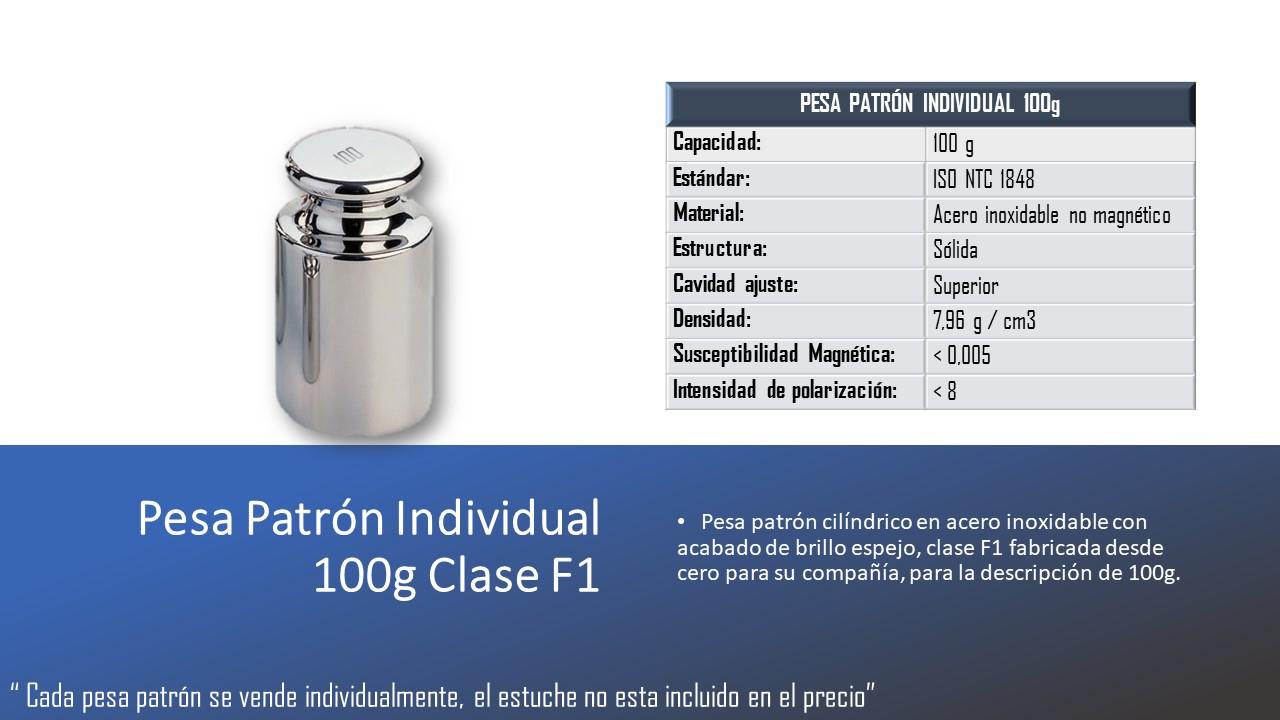 PESA-PATRÓN-INDIVIDUAL-100g-Clase-F1-Servicios