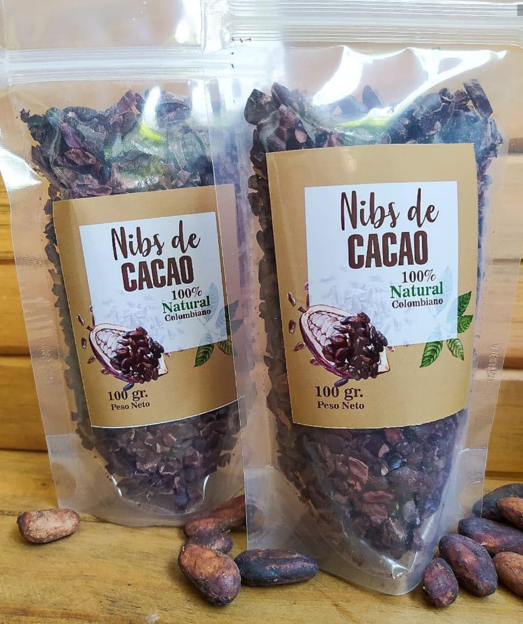 Nibs-De-Cacao