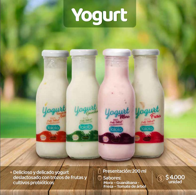 Yogurt alagro