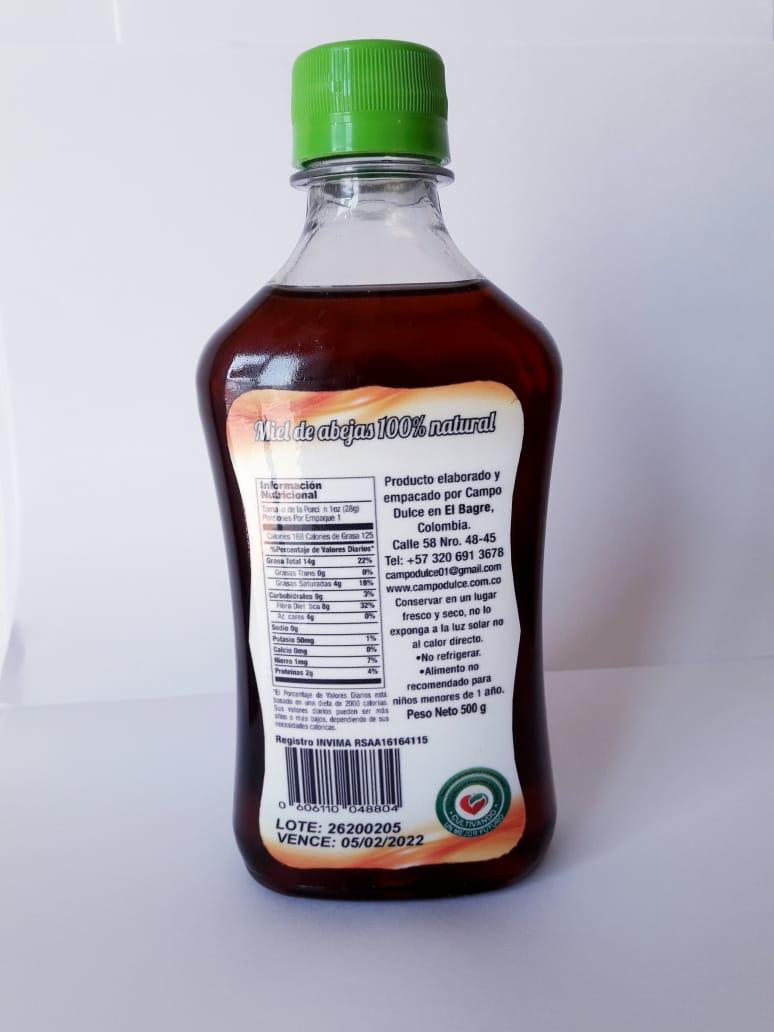 Miel-De-Abeja-100%Natural-X-500g