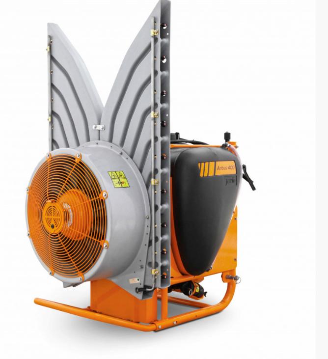 Fumigadora Tractorizada Jacto Arbus 400 Golden Uso.PNG