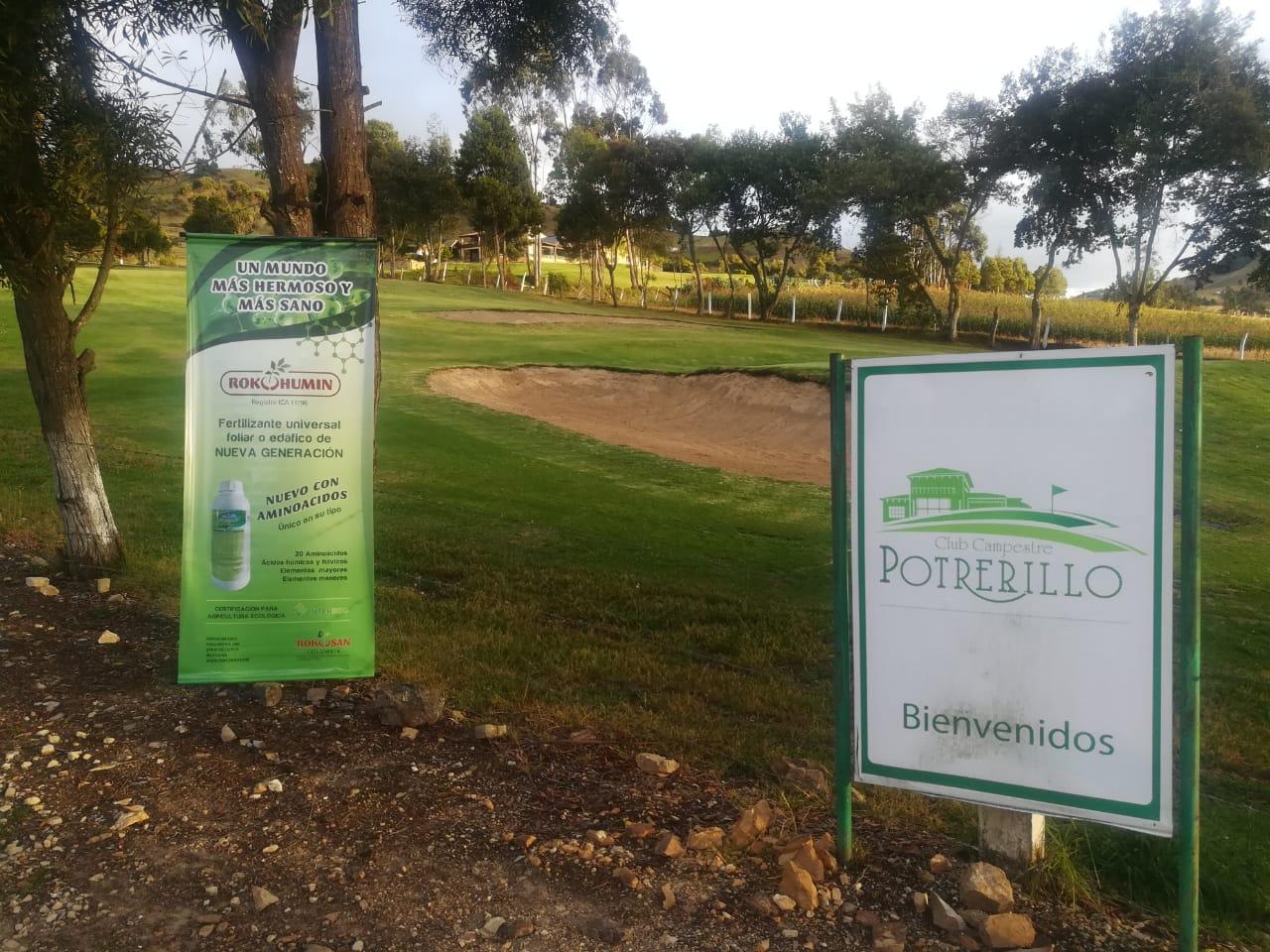 Rokohumin Club de Golf Portillo