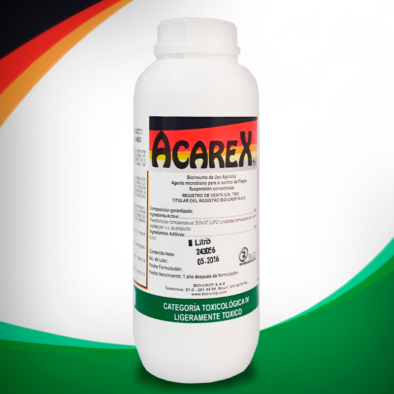 Acarex producto 1