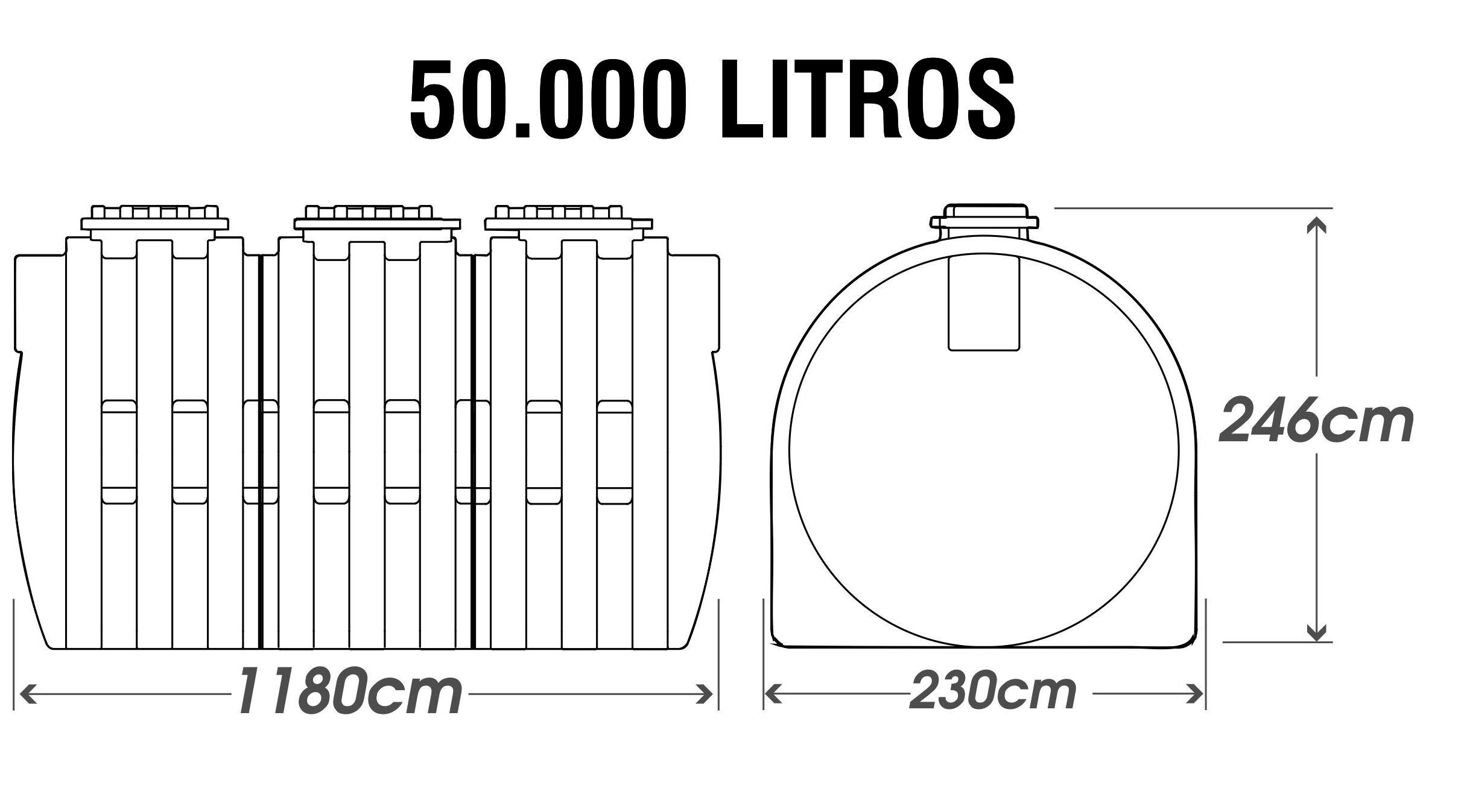 Septico 50000