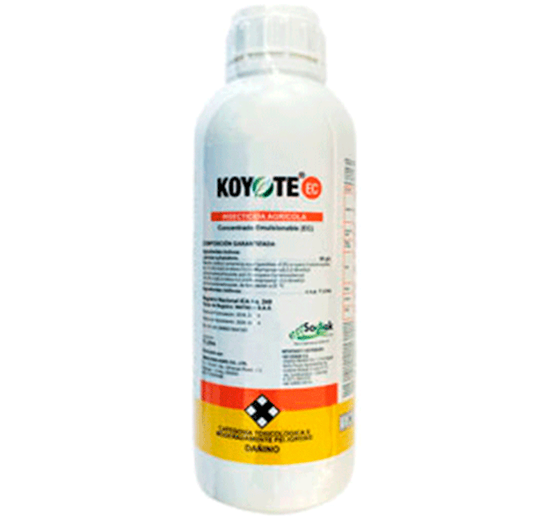Insecticida koyote 250ml sodiak
