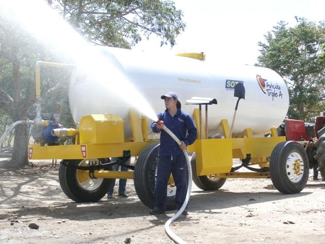 Remolque cisterna rc 8000