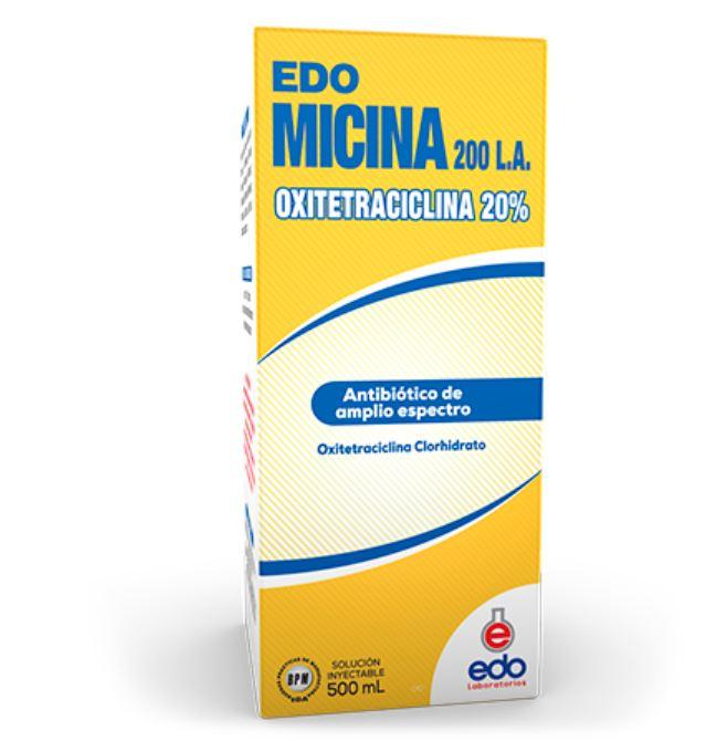 Edo micina 200 la edo laboratorios inyectable