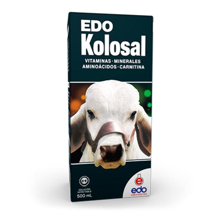 Edo kolosal edo laboratorios inyectable