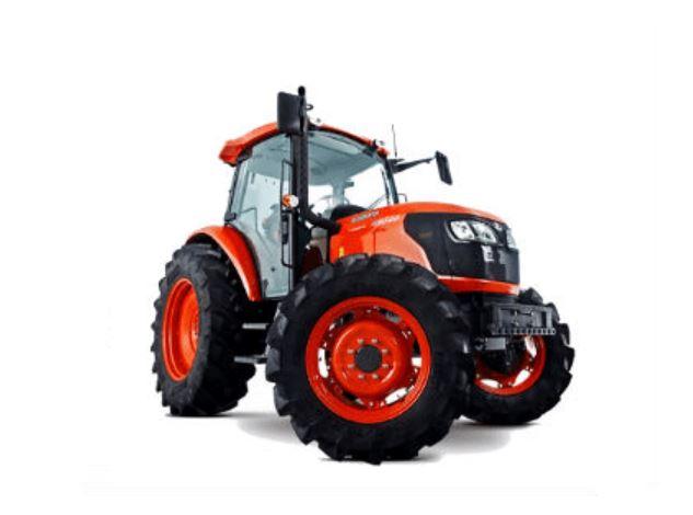 Tractor kubota m9540 cabinado
