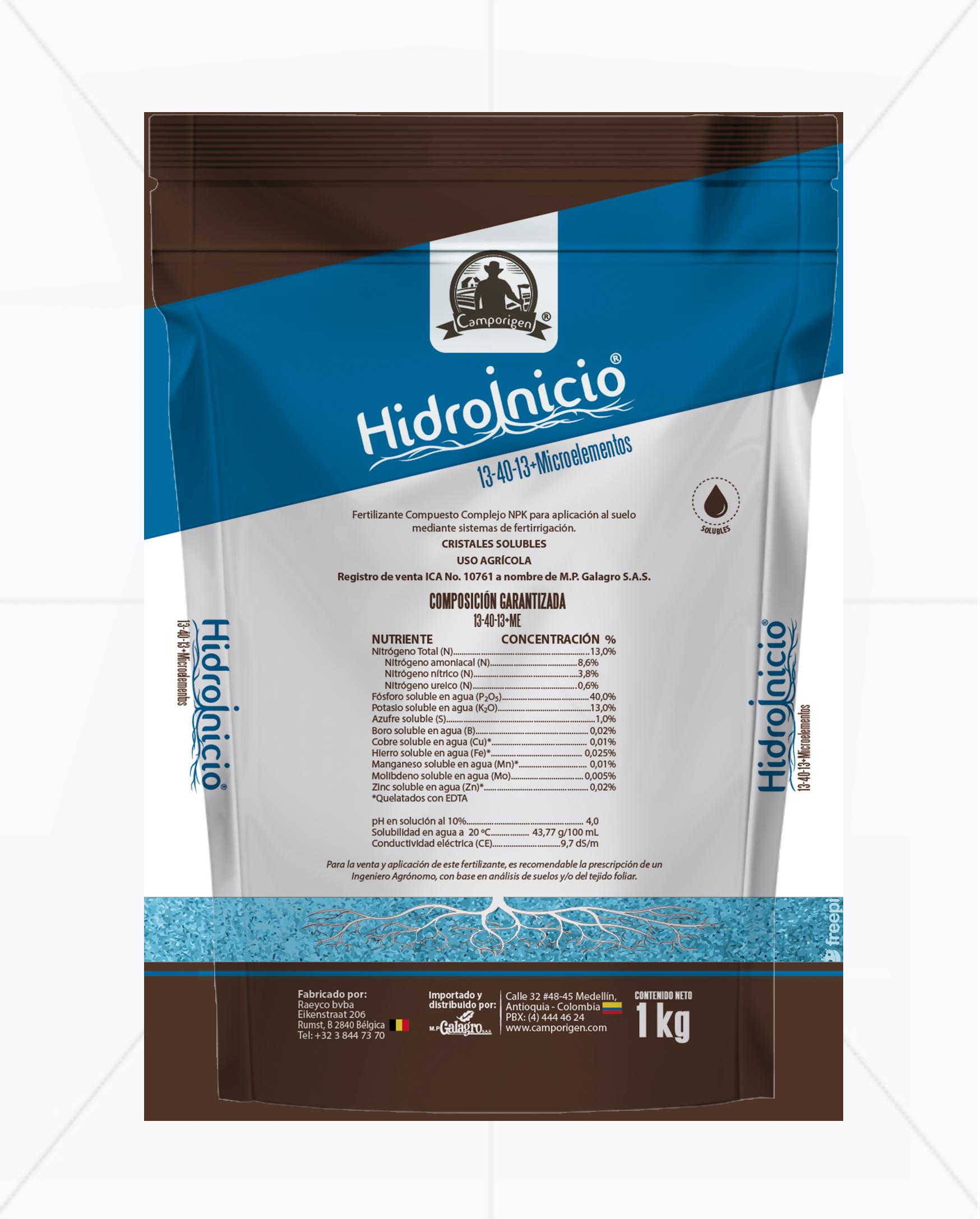 111632 hidroinicio 1 kg