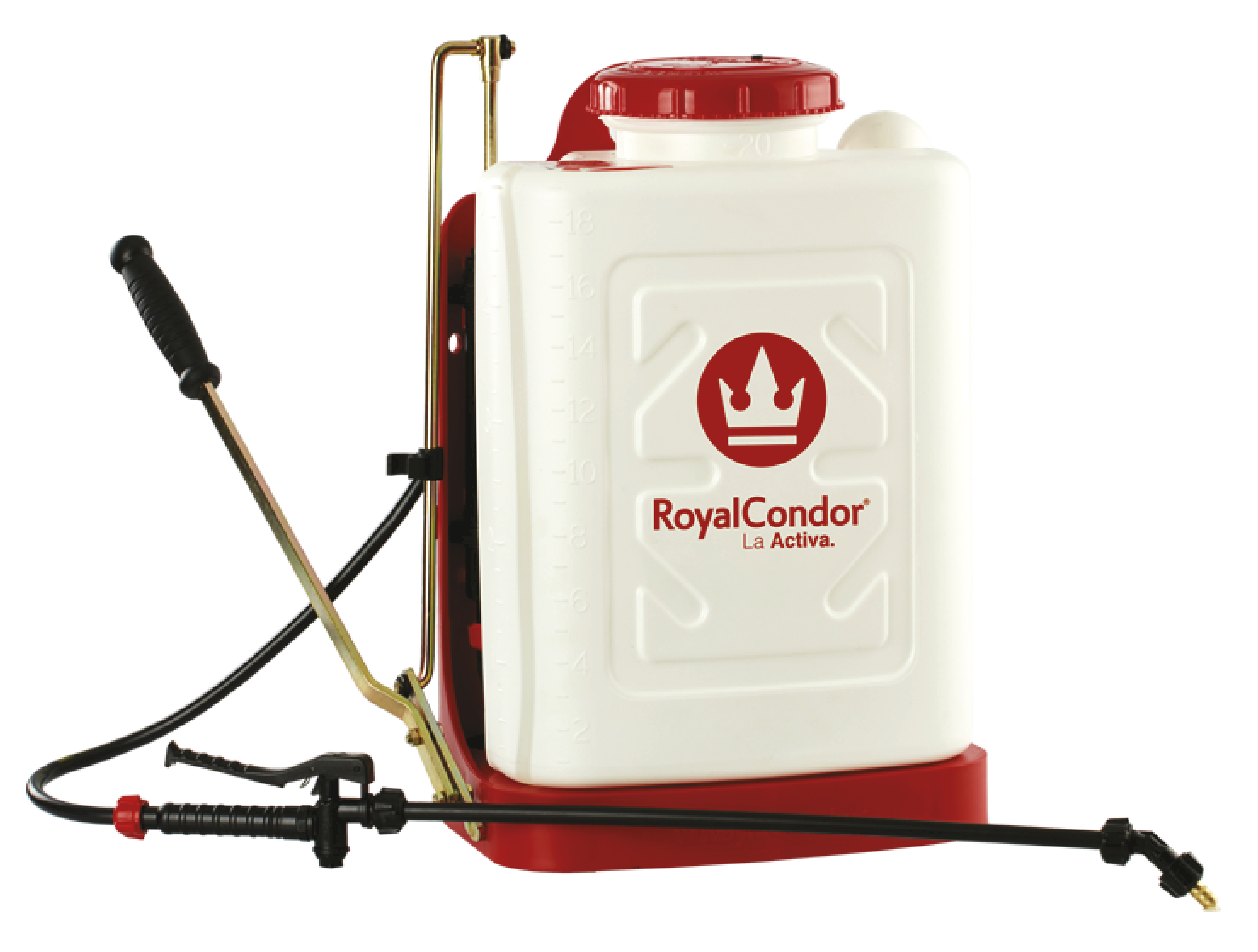 Fumigadora activa royalcondor 20 lt %28co 033%29