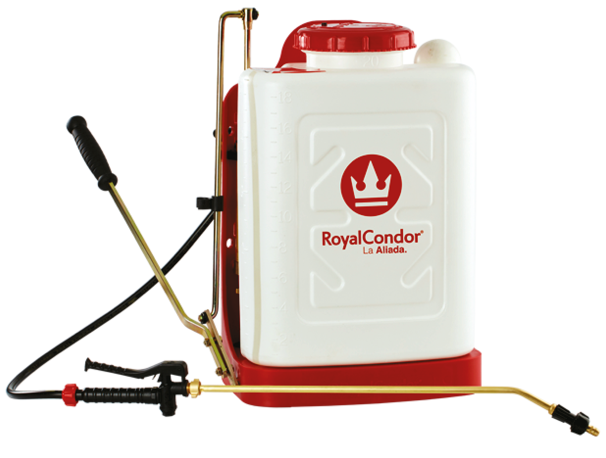 Fumigadora aliada royalcondor 20 lt %28co 018