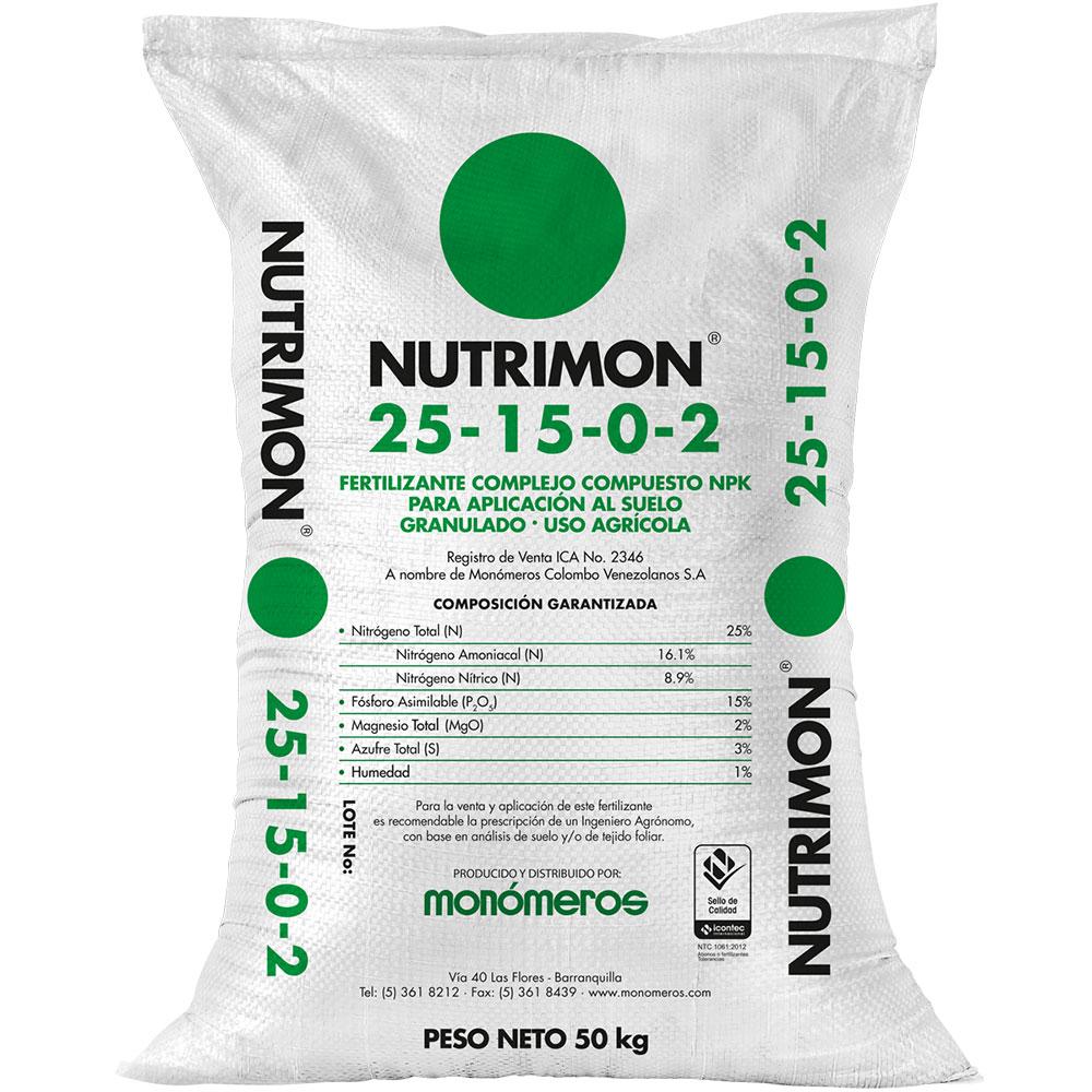 25 15 0 2 nutrimon
