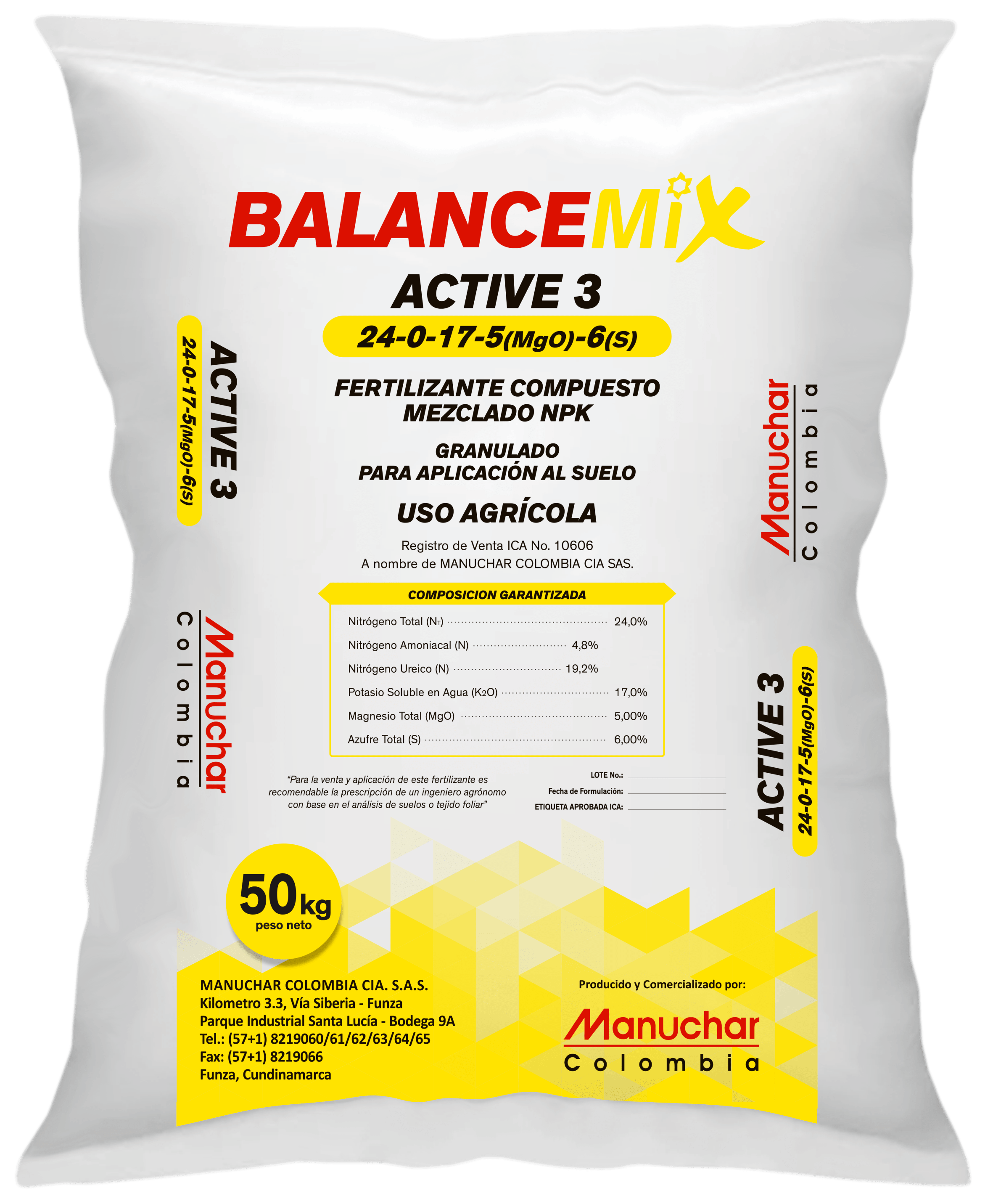 Balancemix active 3 min