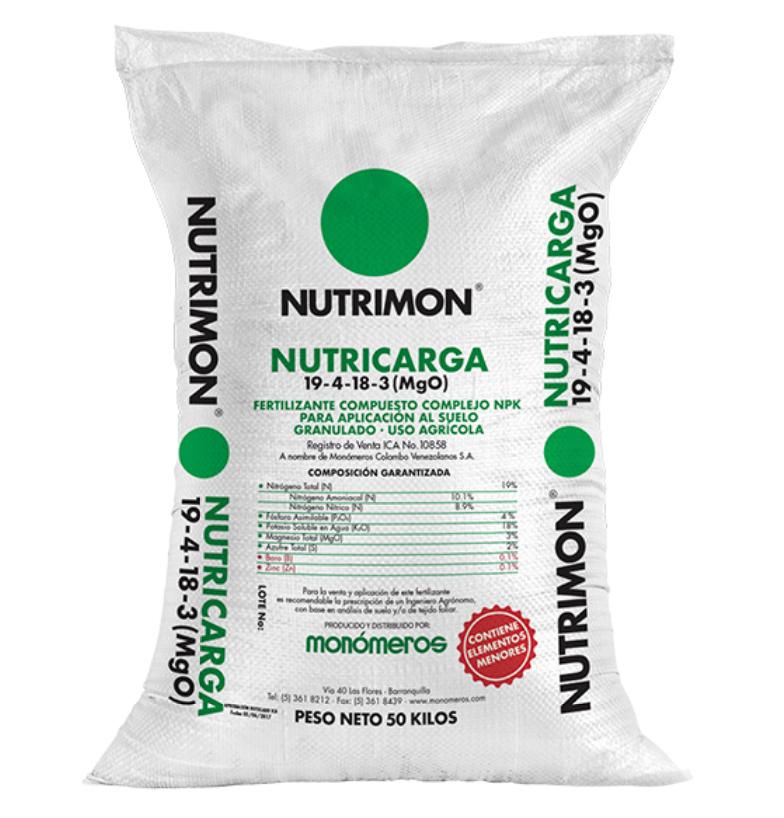 Nutrimon nutricarga 19 4 18 3