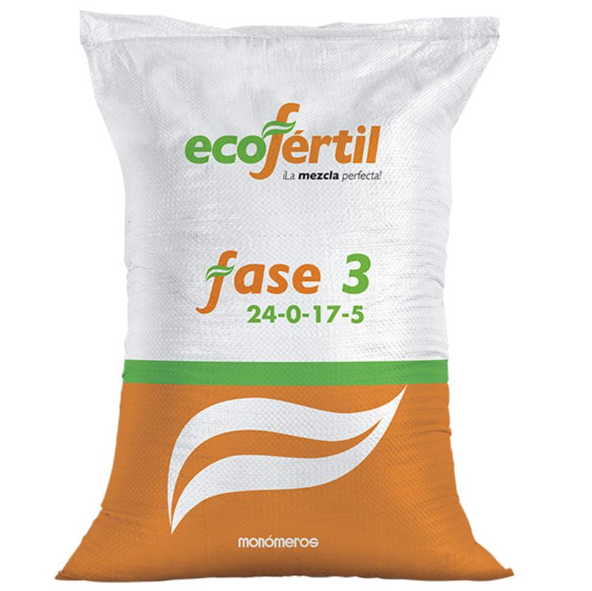 Ecofertil fase 3 24 0 17 5