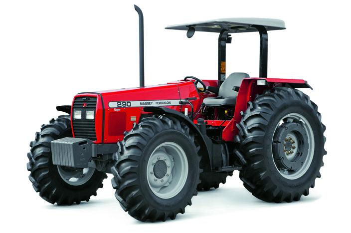 Tractor mf 290
