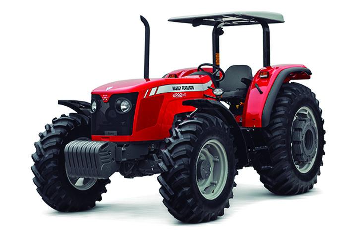 Tractor mf 4292