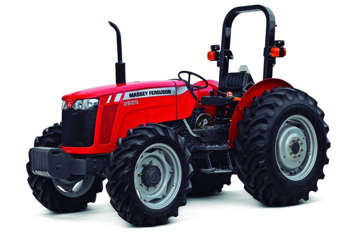 Tractor mf 2625