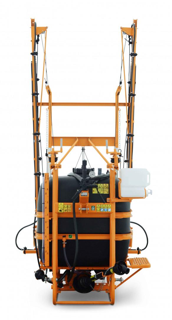 1.pulverizador condor 600 m12