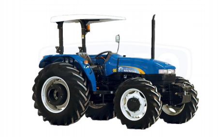 Tractor new holland td 95 d
