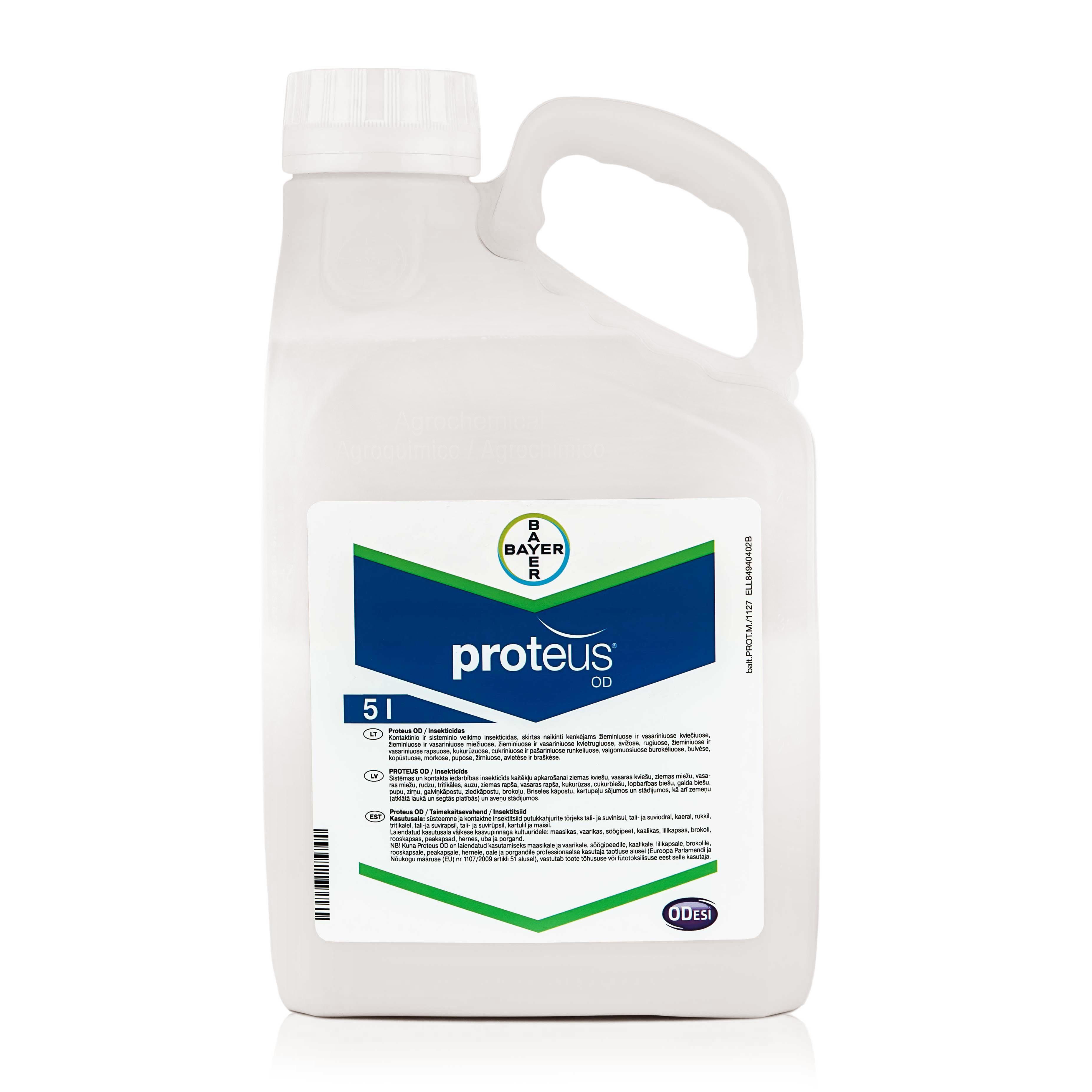 Proteus od insecticida bayer