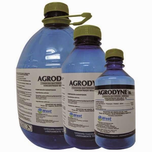 Fungicida bactericida agrodyne