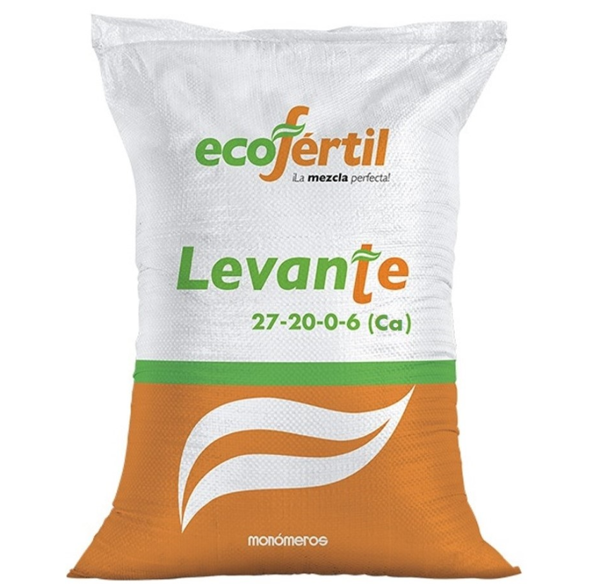 Fertilizante levante ecofertil