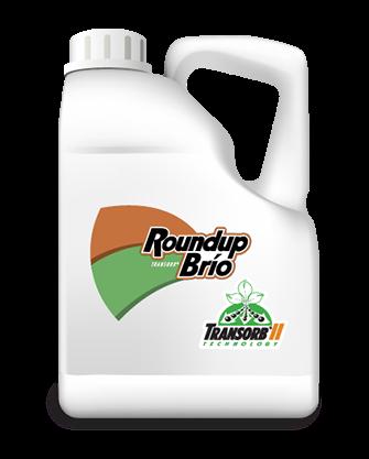 Herbicida roundup brio monsanto