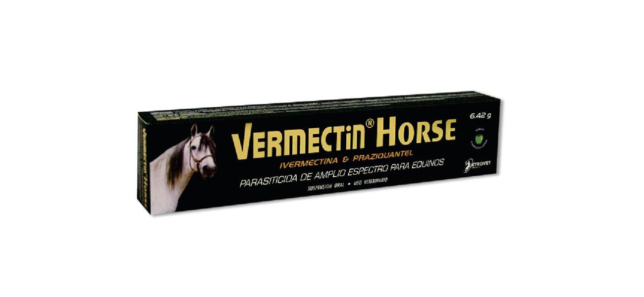 Vermectin horse