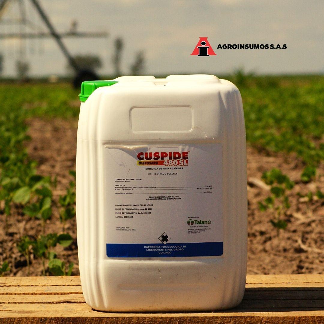 Herbicida cuspide 480 sl talanu 20 litros