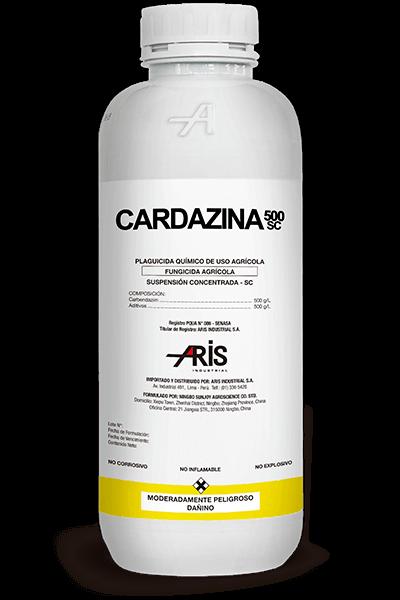 Fungicida cardazina 500 sc dow