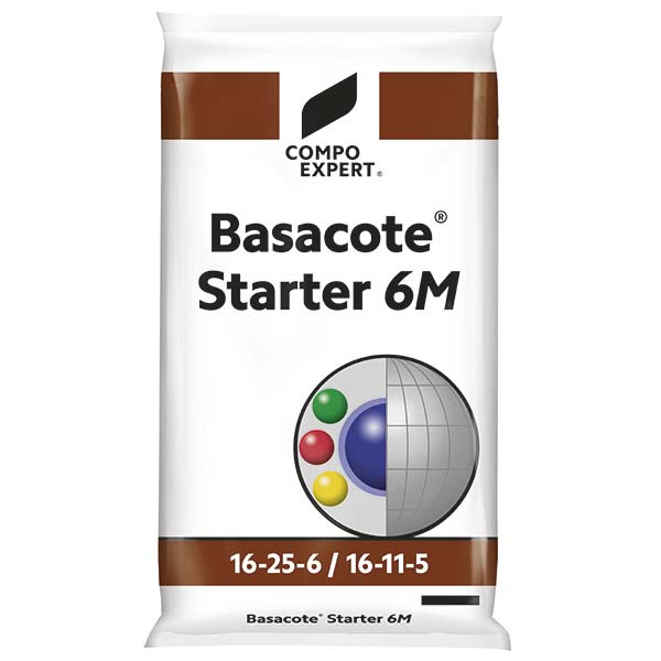 Basacote starter 6m compo expert eurofert