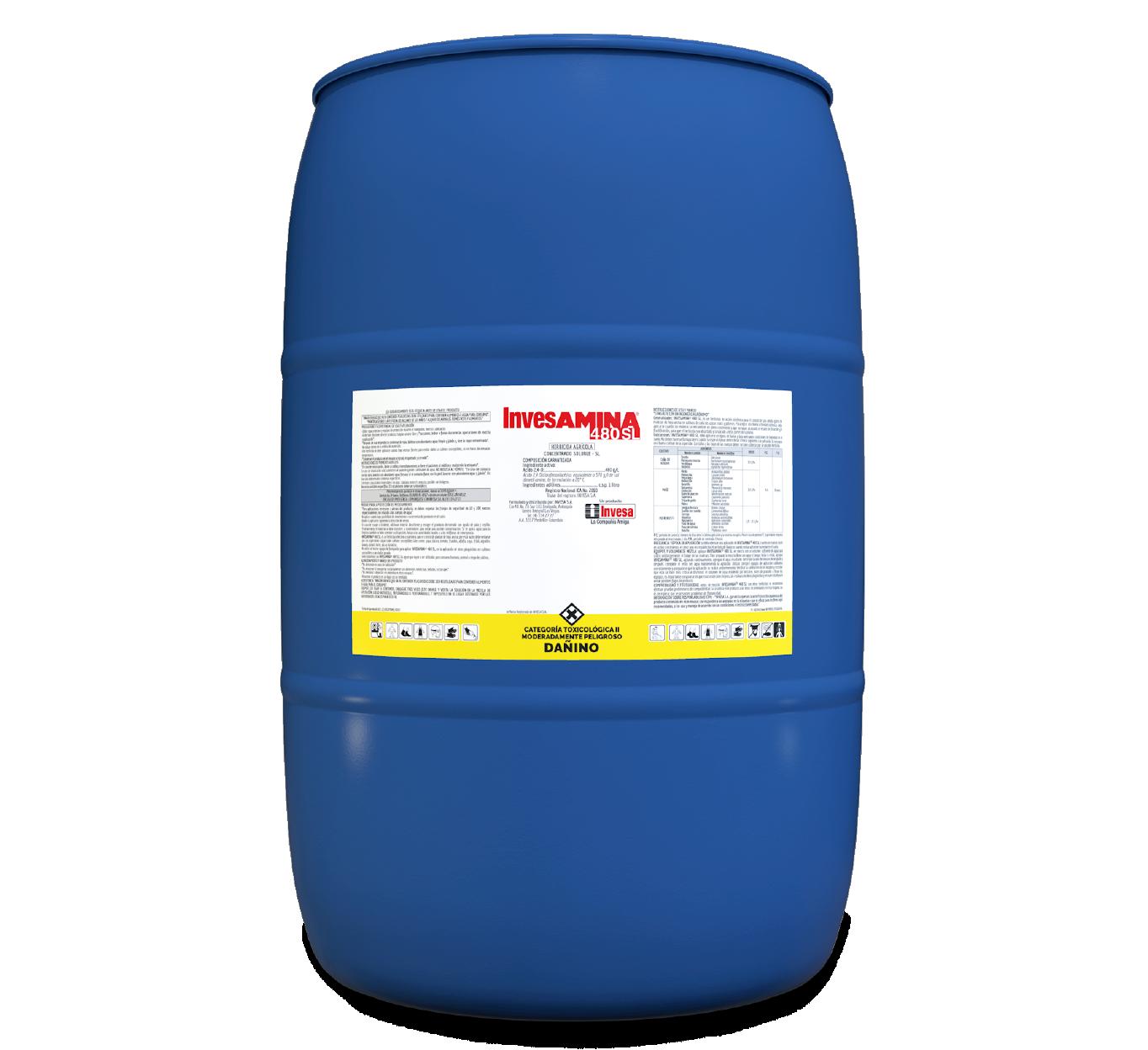 Herbicida invesamina 480 invesa 200 litros