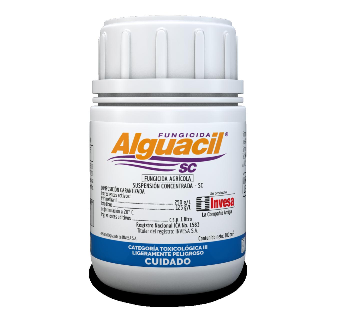 Fungicida alguacil sc invesa 100 cc
