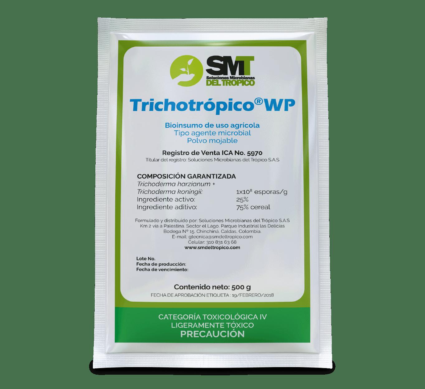 Bioinsumo trichotropico wp invesa invesa 500 gr