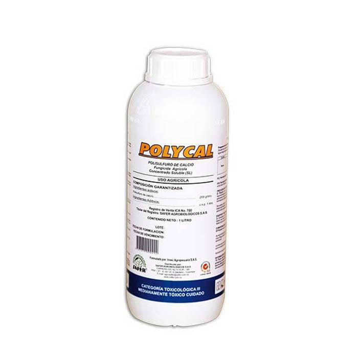 Insecticida polycal safer tierragro