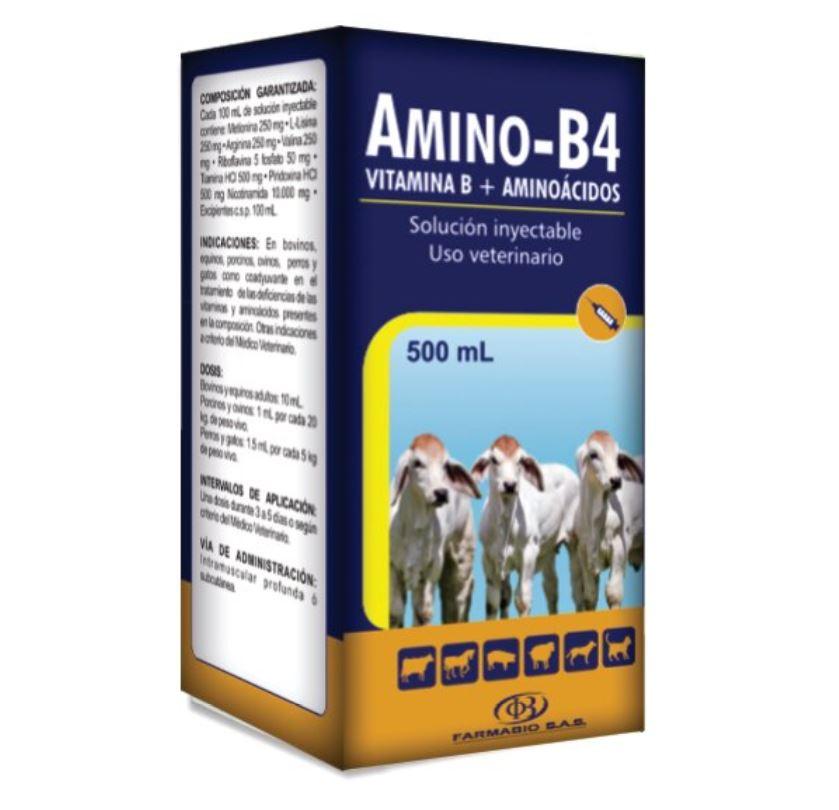Vitamina amino b4 farmabio