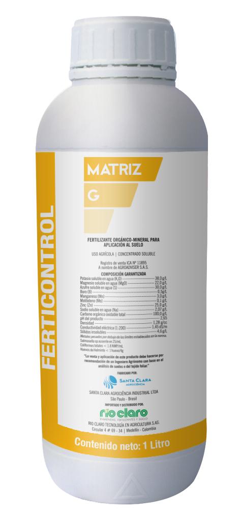 Ferticontrol matriz g rio claro