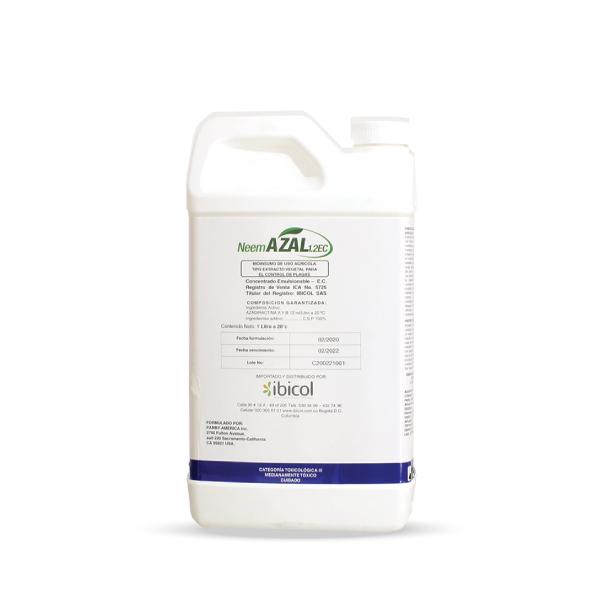 Insecticida neemazal 1l ibicol