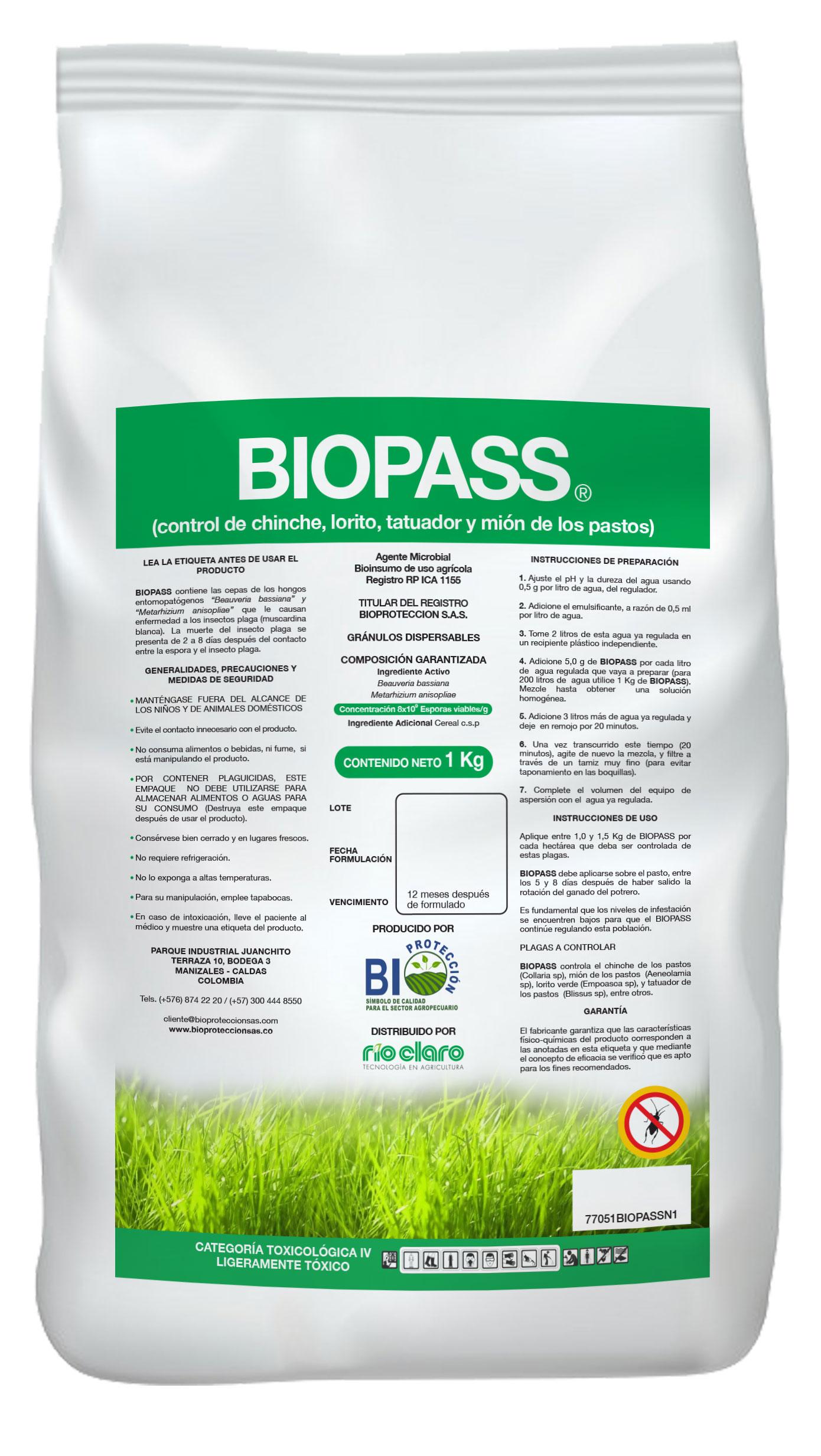 Biopass
