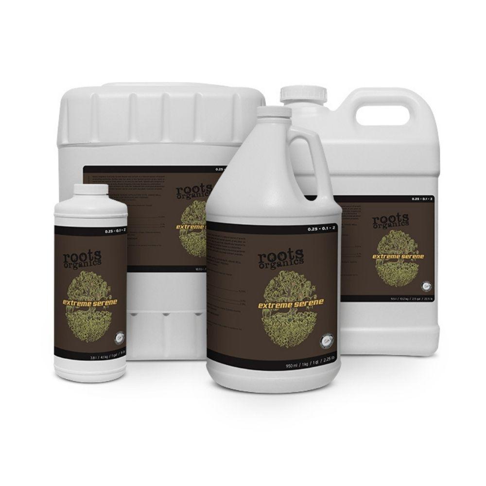 Fertilizante org%c3%a1nico npk roots organics extreme serene tech industries