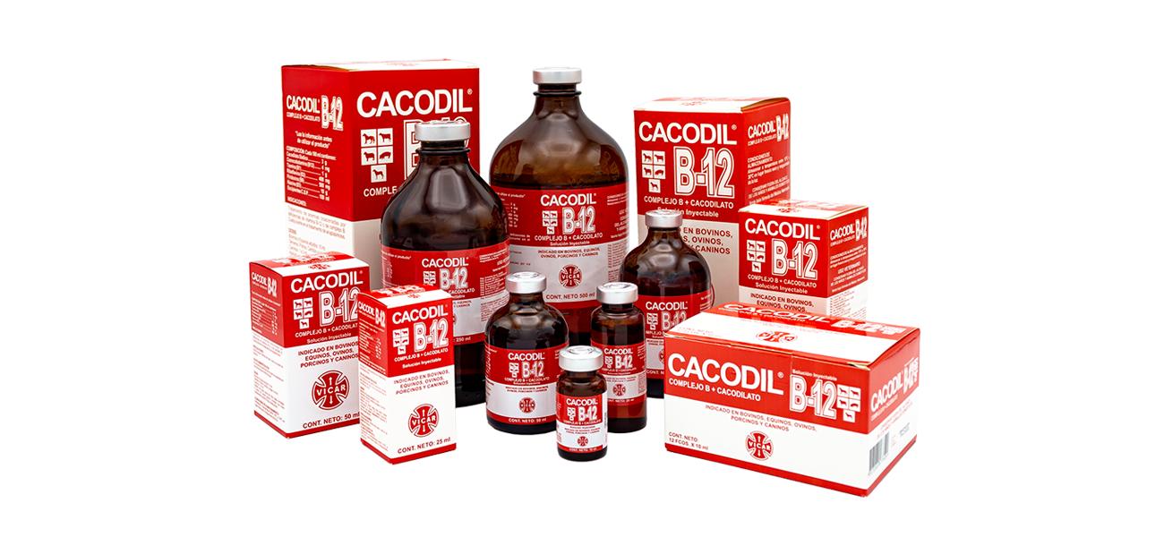 Cacodil b12
