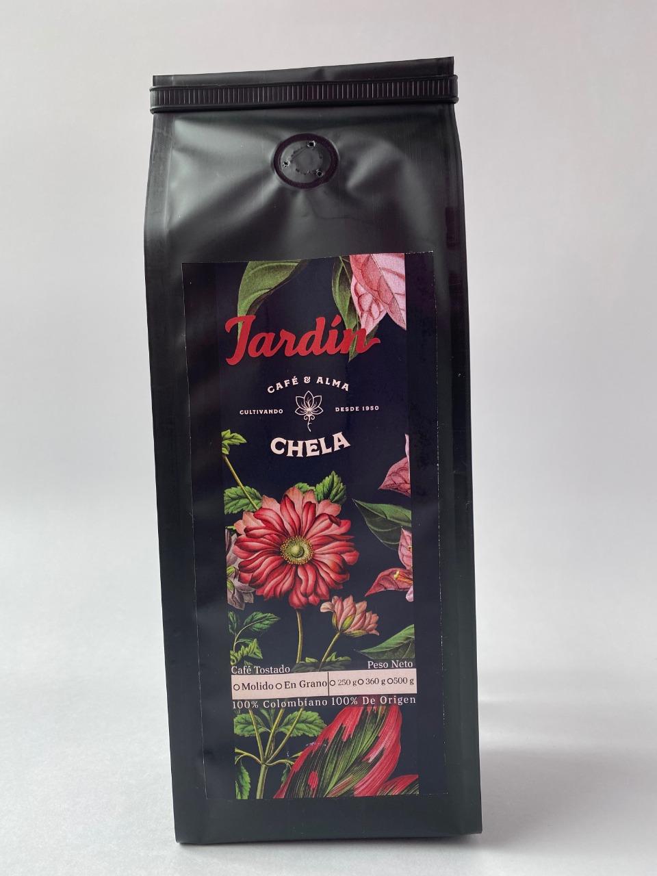 Caf%c3%a9 jard%c3%adn chela