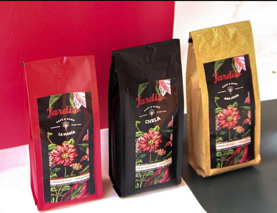 Caf%c3%a9 jard%c3%adn productos